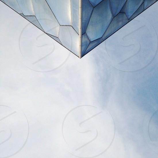 Water Cube in Beijing photo
