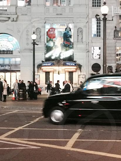 London Rush Hour photo