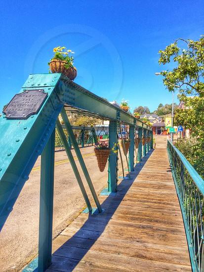 Bridge Central California  photo