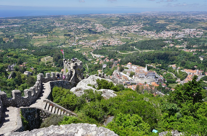 Sintra Mountains - Sintra Portugal photo