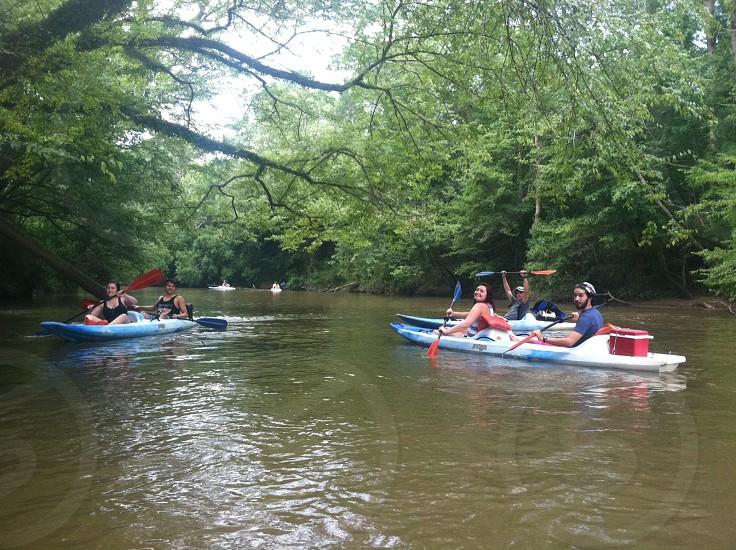 Kayaking adventures photo