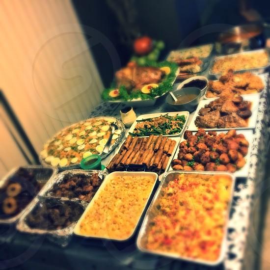 Thanksgiving spread!! photo