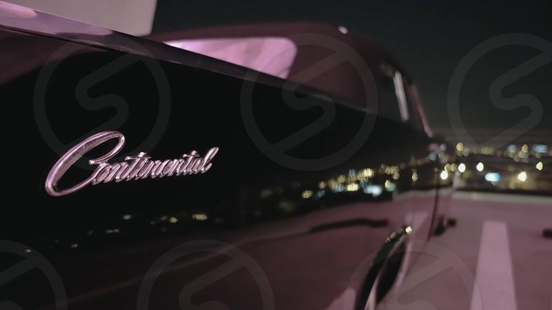 Lincoln Continental photo