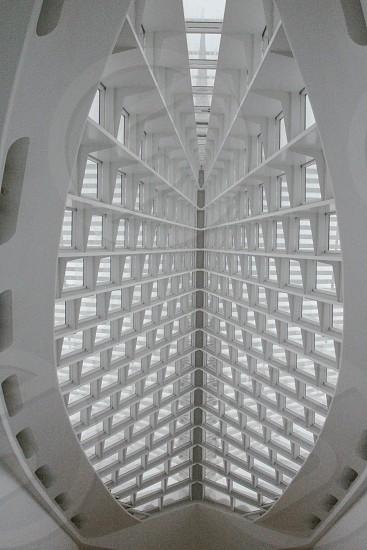 Milwakee  museum of art calatrava photo