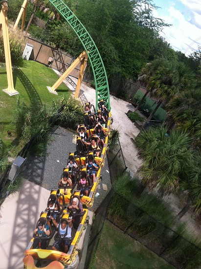 Busch Gardens Tampa Florida  photo