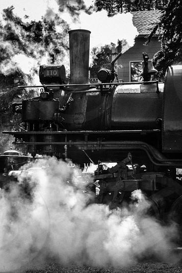 Steam engine photo