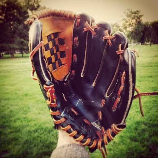 Gloves year round in Denver.  photo