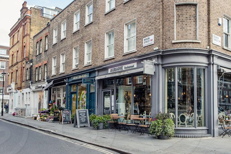 Moxon Street Marylebone London photo