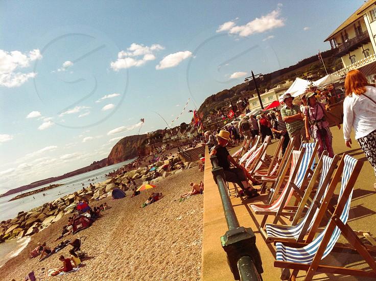 Beach Devon photo