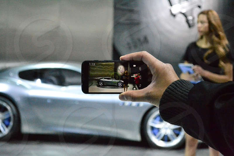 Maserati at Detroit - North American international auto show photo