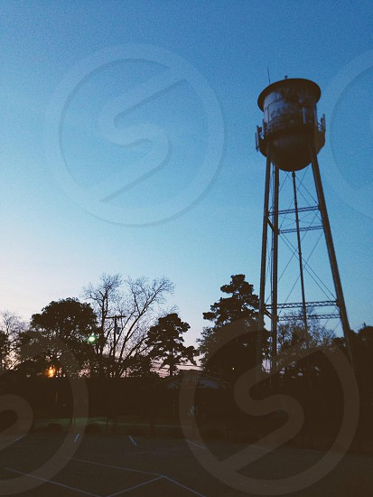 Water tower photo