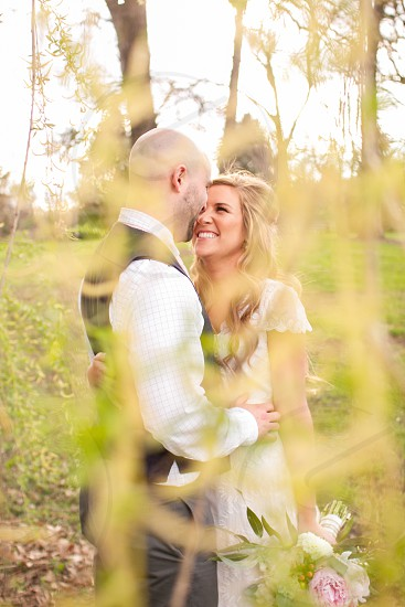 Springtime is a time for weddings!! photo