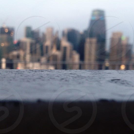 buildings skyline photo