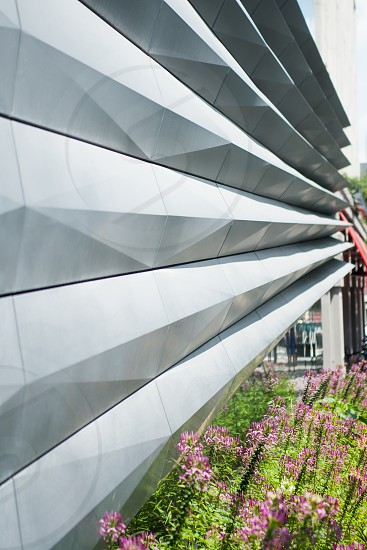 abstract architecture building  photo