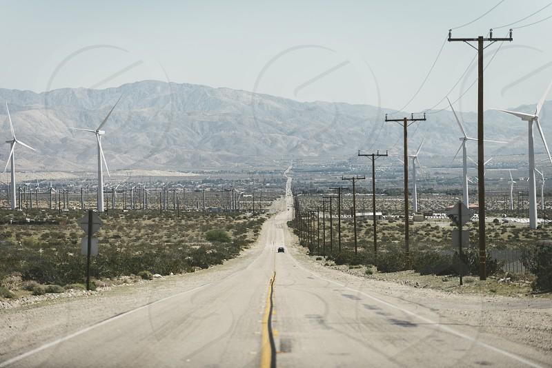 California Road photo
