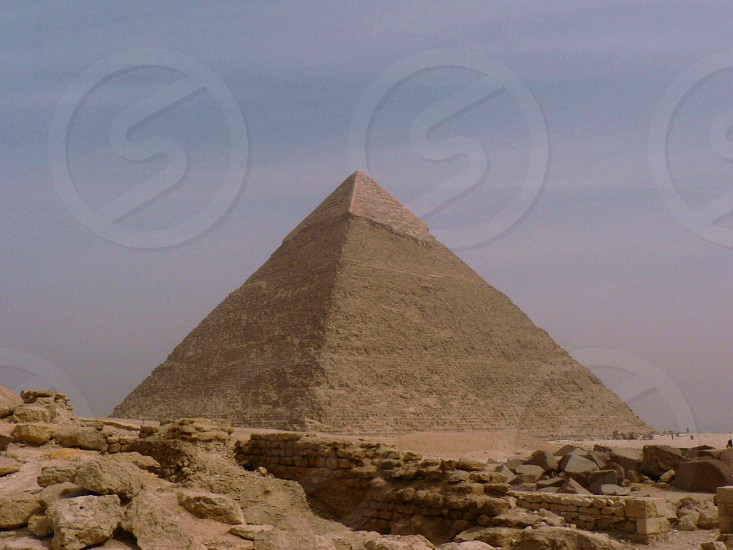 Pyramid of Giza photo