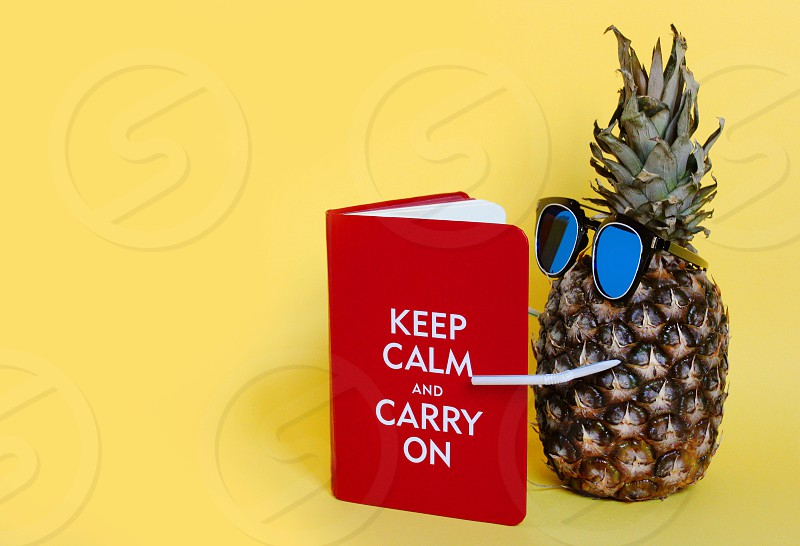 A pineapple life 3 photo