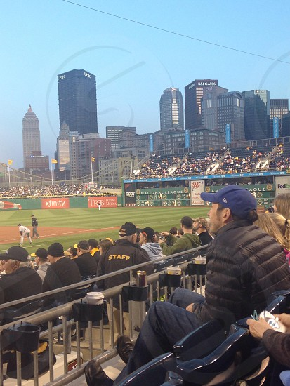 Pirates game at PNC Park photo