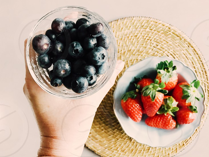 My point of view Berries health  lifestyle  photo