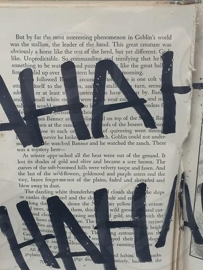 Strange'vancouver'literature'texte photo