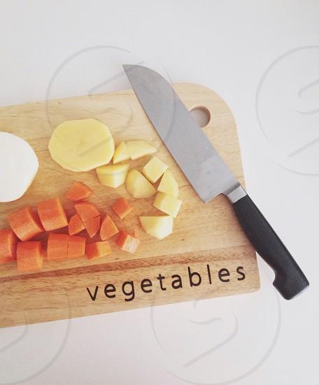kitchen knife photo