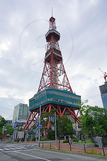Sapporo TV Tower - Sapporo Hokkaido Japan photo