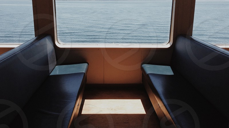 empty chairs photo