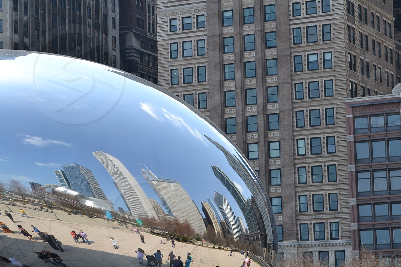 Mirror of the City of Chicago! photo