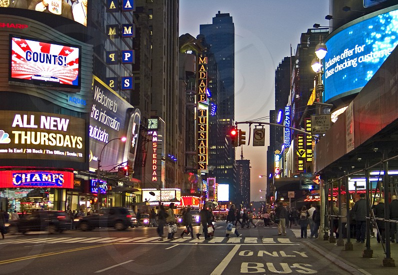 Times Square - New York  photo