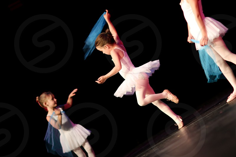 Children's Dance. Ballet. Recital photo