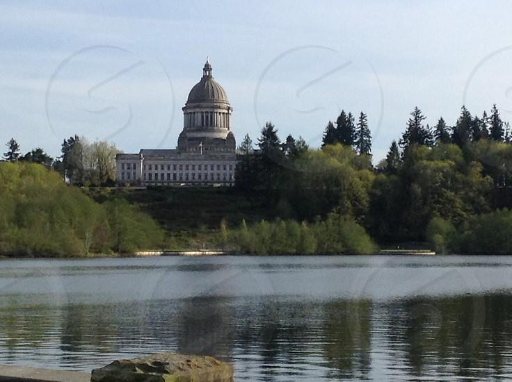 Washington State Capital Olympia Washington photo
