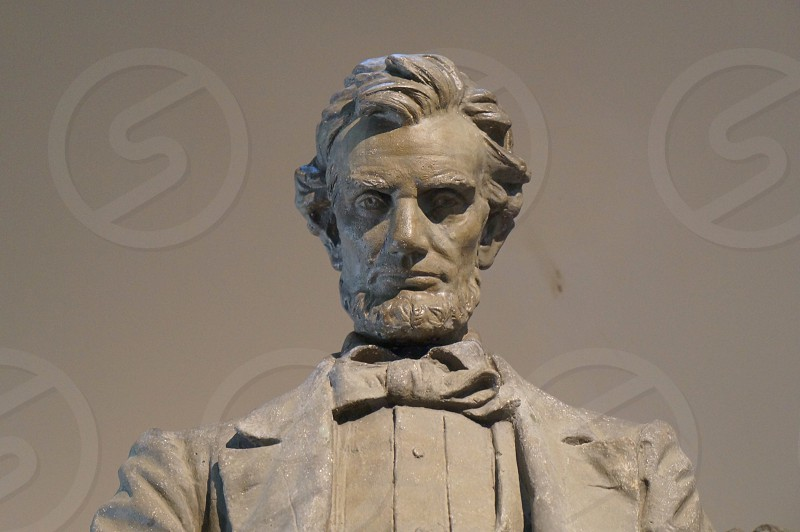 Abraham Lincoln Sculpture at the St. Gaudens photo