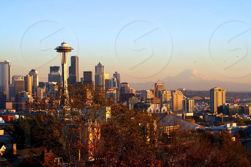 Summer in Seattle  photo