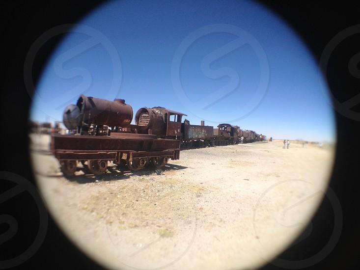 Salar de Uyuni Bolivia photo