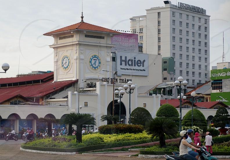 Bến Thành Market - Ho Chi Minh City (Saigon) Vietnam photo