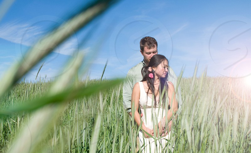 love in the field photo