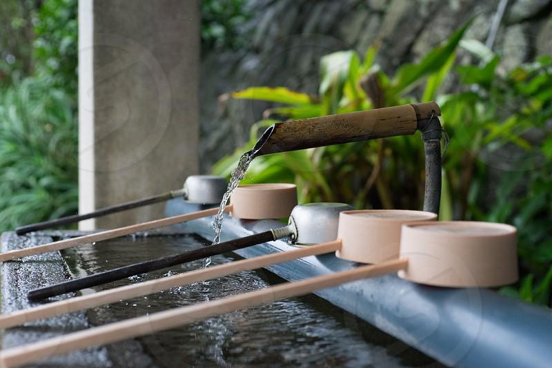 初島の初木神社にて photo