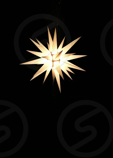 white light with star cover photo