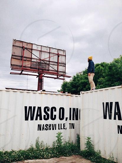 Exploring abandoned parts of Nashville during #WWIM9.  photo