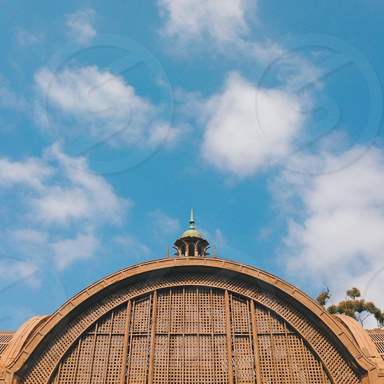 church dome  photo