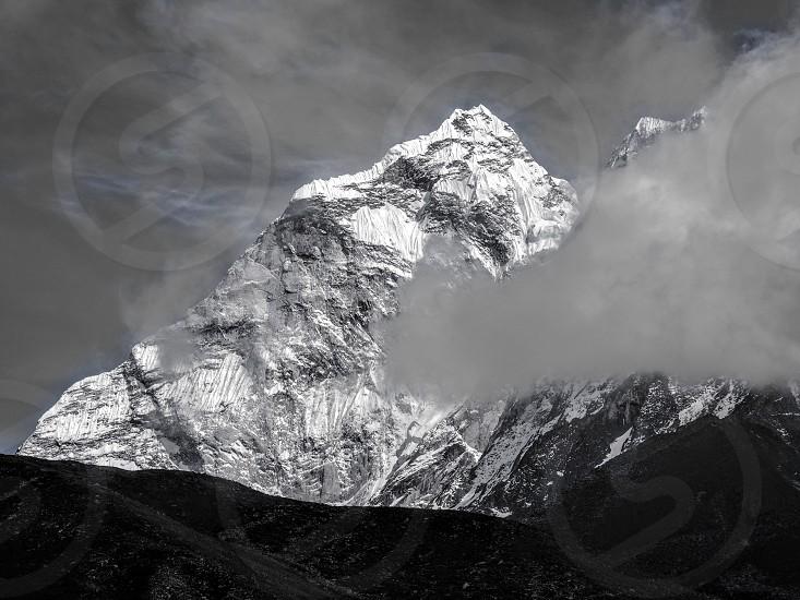 Nepal Himalayas explore adventure trekking hiking nature photo