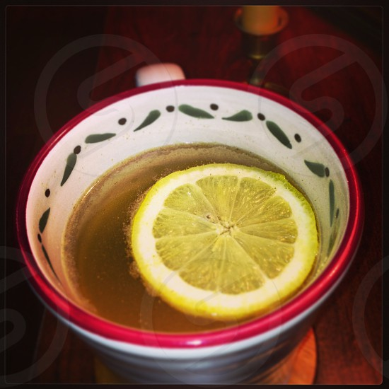 Lemon tea cozy cup of tea tea with lemon warm lifestyle food and drink drink tea drink yellow winter warmth warming serene serenity self care care relaxing calming calm relaxed relax happy photo