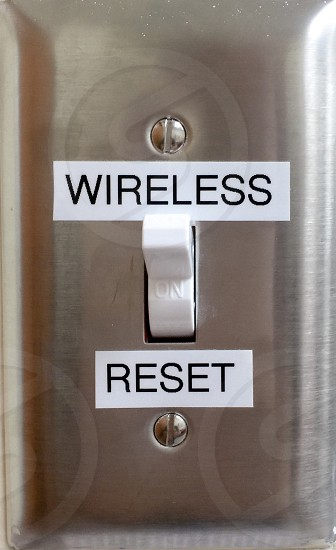 Computer wireless network networking low budget bad idea improper incorrect silly stupid crazy router switch network wireless router  photo