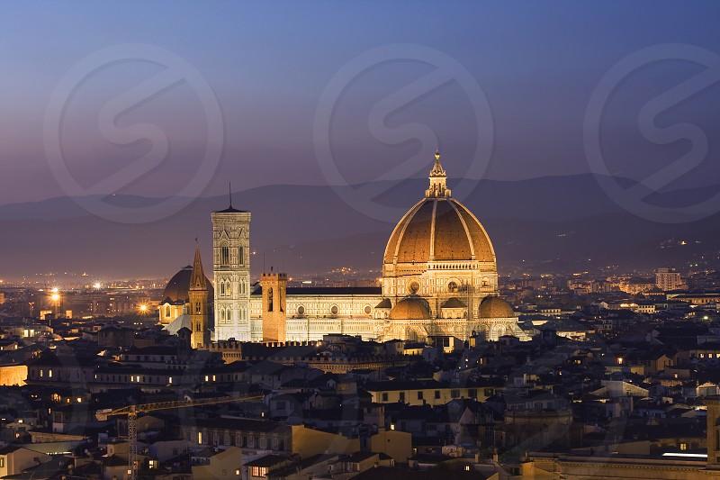 Duomo firenze florence tuscany photo
