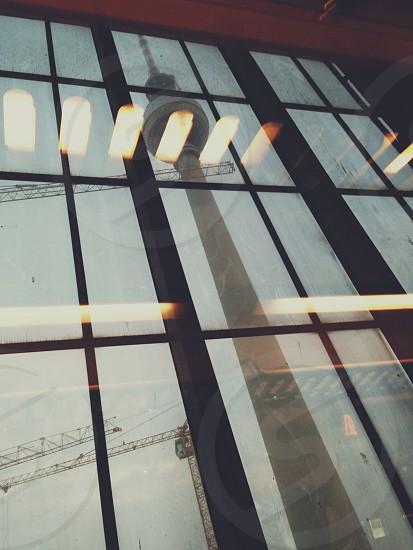 Berlin . City . View . Architecture . Window . Reflection photo