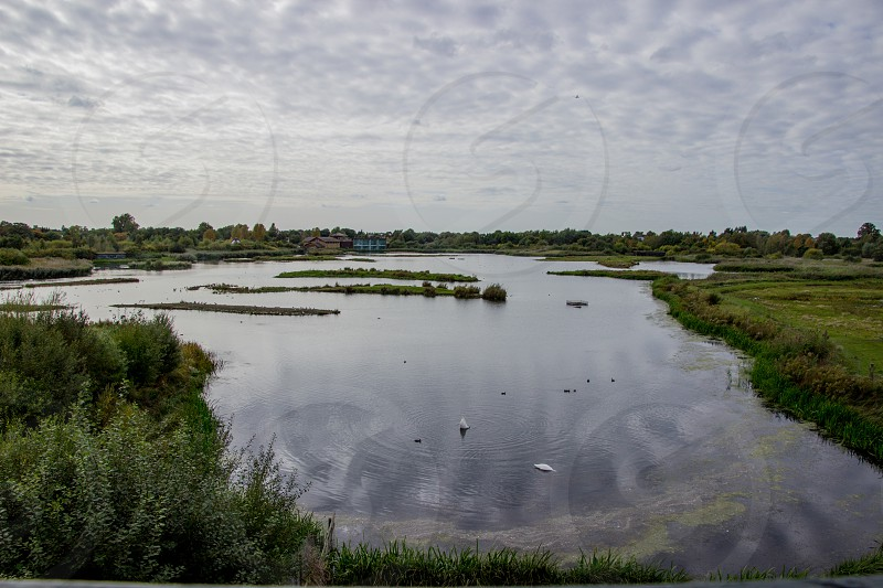 Shots of the London Wetlands Centre in Barnes London. photo