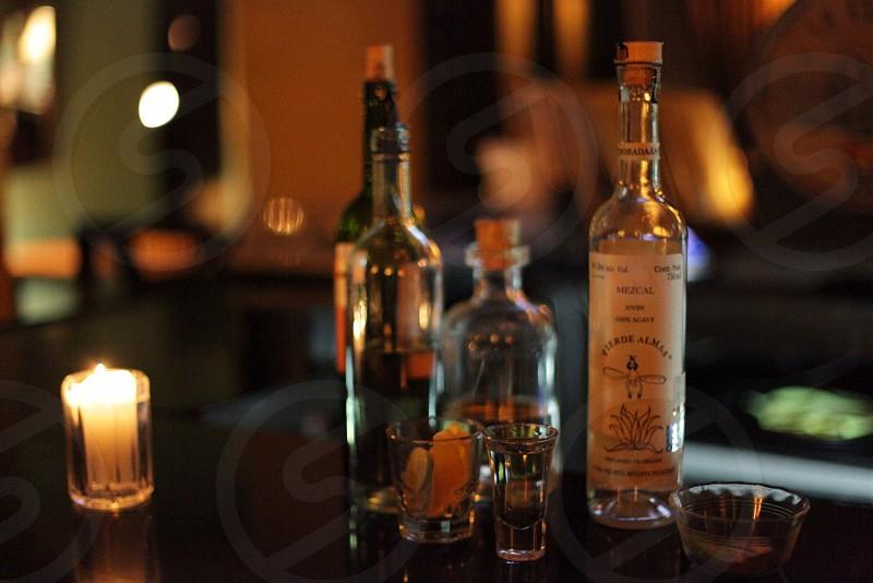 Tequila and Mezcal in Todos Santos Mexico photo