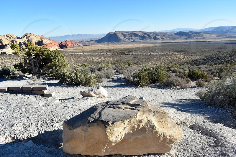 Mojave National preserve San Bernardino County Nevada USA. photo