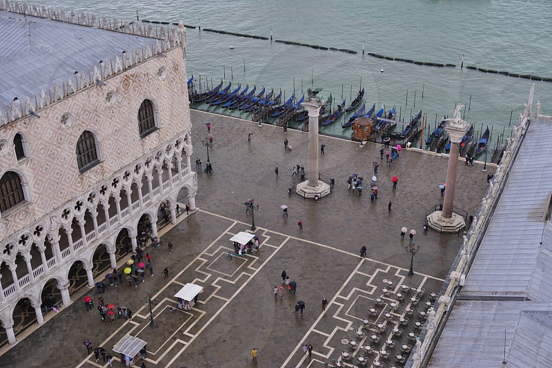 Doge's Palace - Venice Italy photo