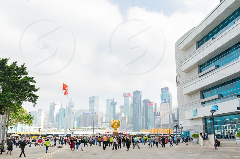 Hong Kong Convention and Exhibition Center photo